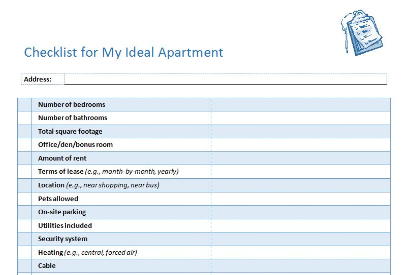 Beautiful Apartment Shopping List Ideas - Amazing House Decorating ...