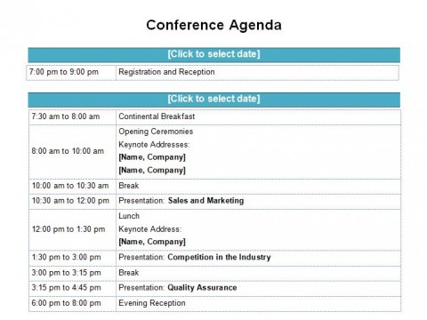 planning a conference template - conference planning checklist conference planning