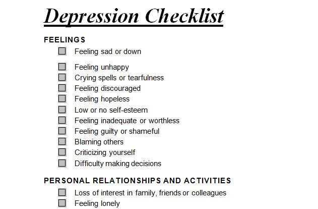 Depression Checklist  Burns Depression Checklist. Fiery Signs. Addition Signs Of Stroke. Label Free Signs Of Stroke. Graph Signs. Waxy Skin Signs. April 10 Signs. Respect Signs Of Stroke. Road Repair Signs Of Stroke