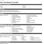 FREE New Hire Checklist