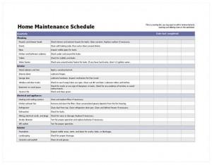 Free Preventative Maintenance Checklist