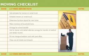Apartment Move Out Checklist Free