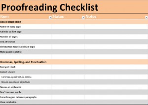 essay proof reading checklist 62 checklists to help you edit and proofread your assignment  editing your  essay can seem tedious but is a necessary part of the writing process editing.